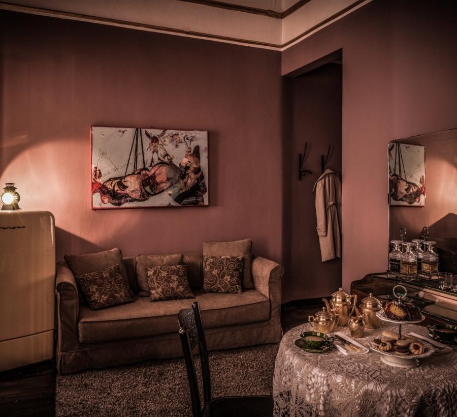 Maison miramare boutique hotel 4 stelle sito ufficiale for Boutique hotel 4 stelle roma